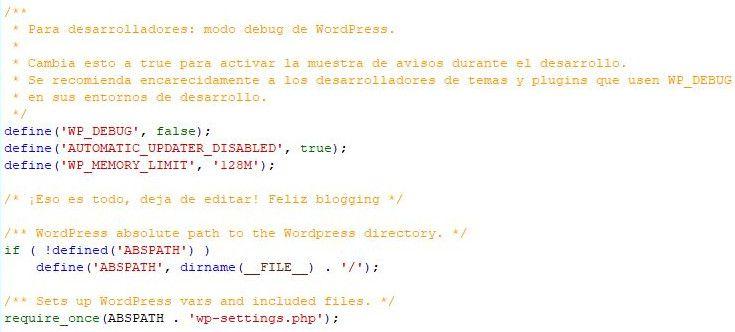 aumentar el limite de memoria utilizable de wordpress img2 - iborra web design
