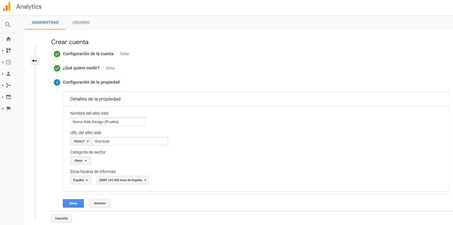 como instalar google analytics en wordpress img3 - iborra web design