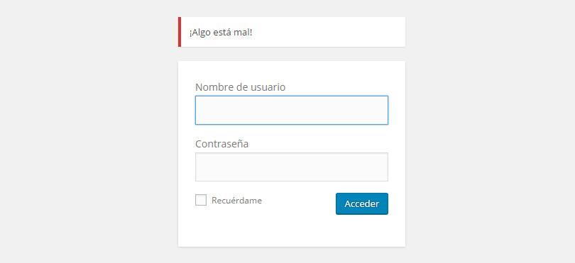 deshabilitar las sugerencias del login en wordpress img3 - iborra web design