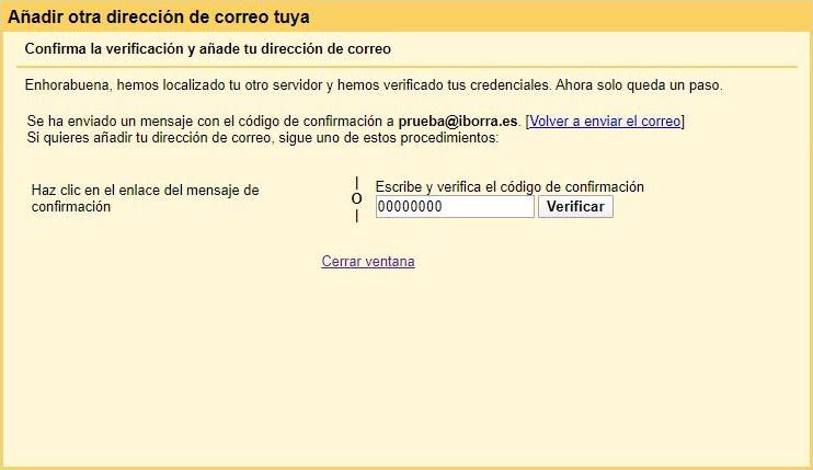 configura gmail con una cuenta de correo de tu dominio img8 - iborra web design
