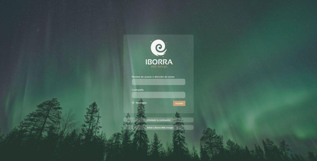 personalizar panel login wordpress img7 - iborra web design