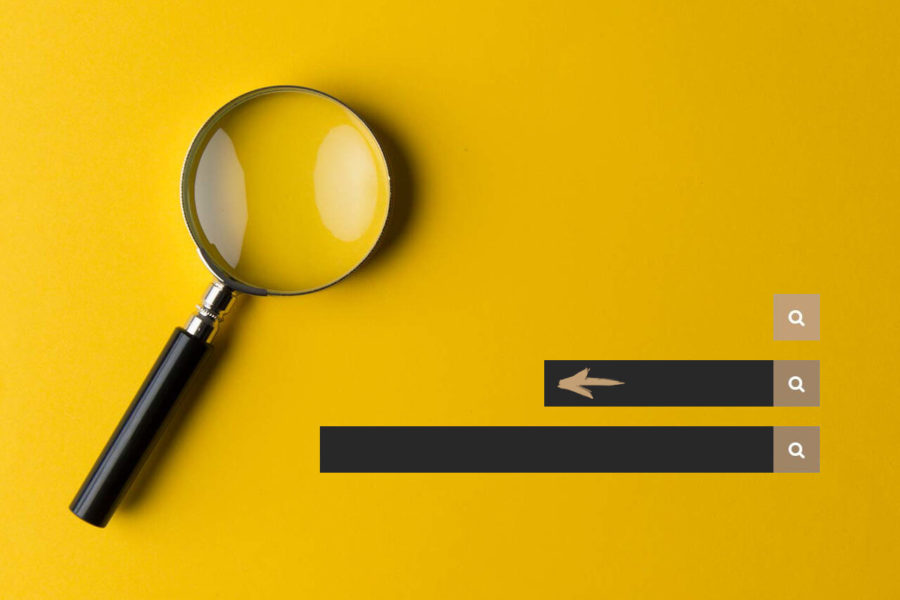Cómo crear una barra de búsqueda expandible y responsive