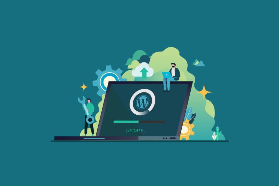 Cómo actualizar WordPress paso a paso - Iborra Web Design